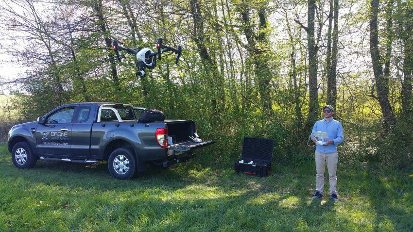 Formation pratique au Télépilotage de Drone
