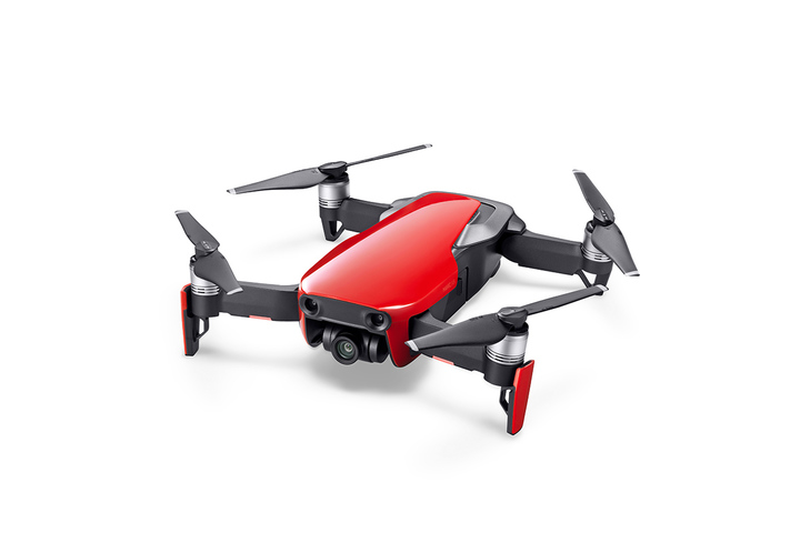 DJI MAVIC AIR Rouge
